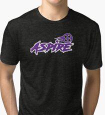 Launceston Aspire Paintball Team (Dark) Tri-blend T-Shirt