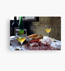 Spain never tasted this delicious Canvas Print
