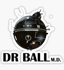 Dr Ball M.D. Sticker