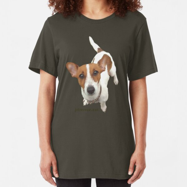 Roxy Jack Russell Rescue Tee Shirt Slim Fit T-Shirt