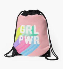 GRL PWR x Rosa Turnbeutel