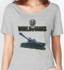 world of tanks Women's Relaxed Fit T-Shirt