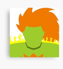 Blanka Vector Canvas Print