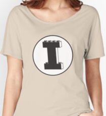 THE LETTER I Women's Relaxed Fit T-Shirt