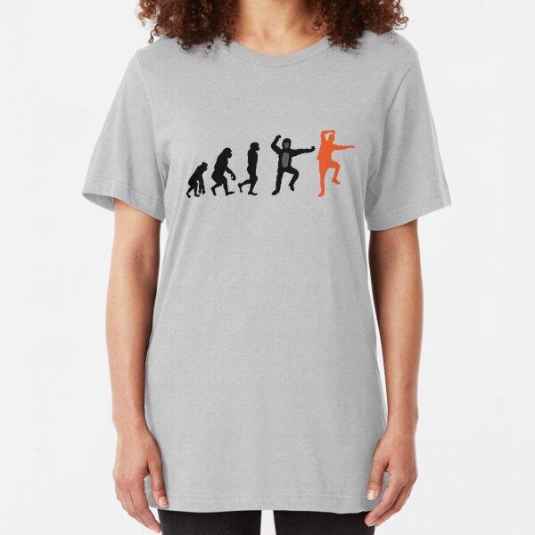 Francesco Gabbani - Occidentali's Karma [2017, Italy][Evolution] Slim Fit T-Shirt