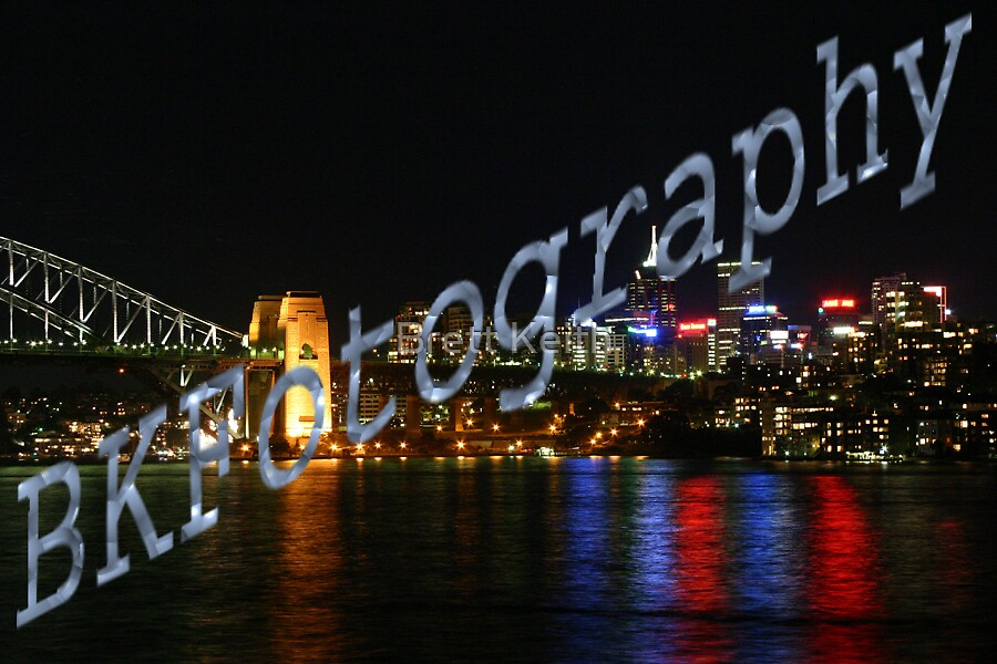Nth Sydney by Brett Keith