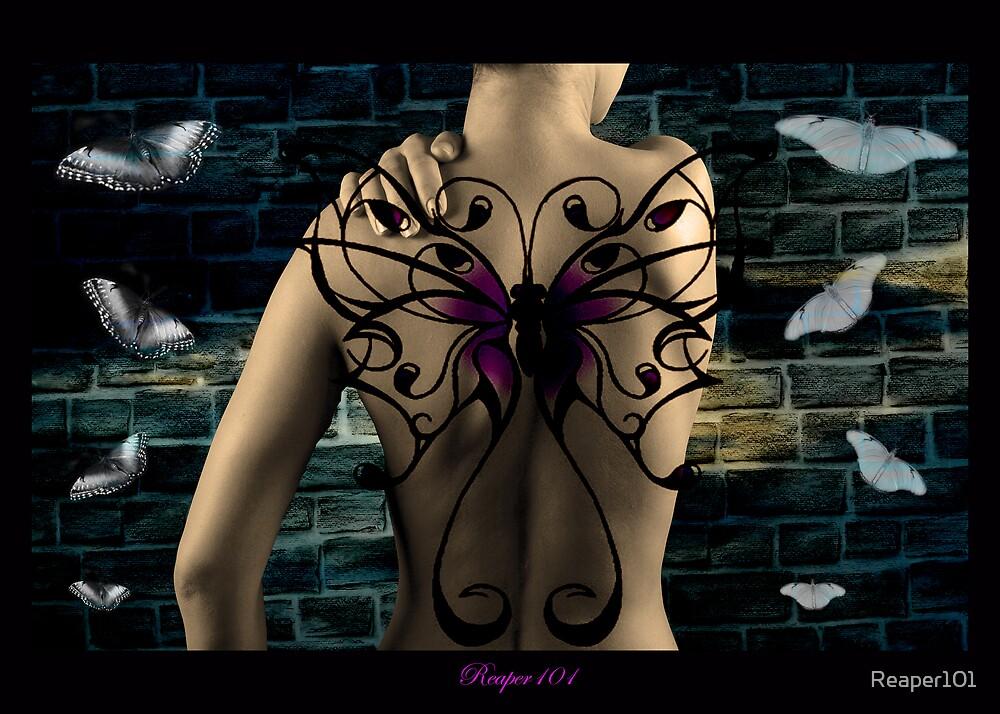 Butterfly Fantasy by Reaper101