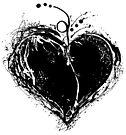Black Heart by heARTcart
