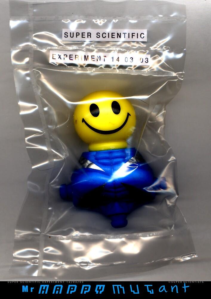 Mr Happy Mutant by santakaoss