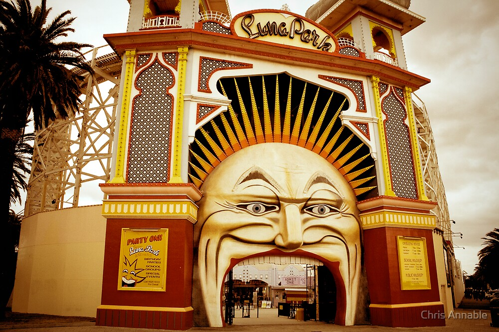 Luna Park by Chris Annable