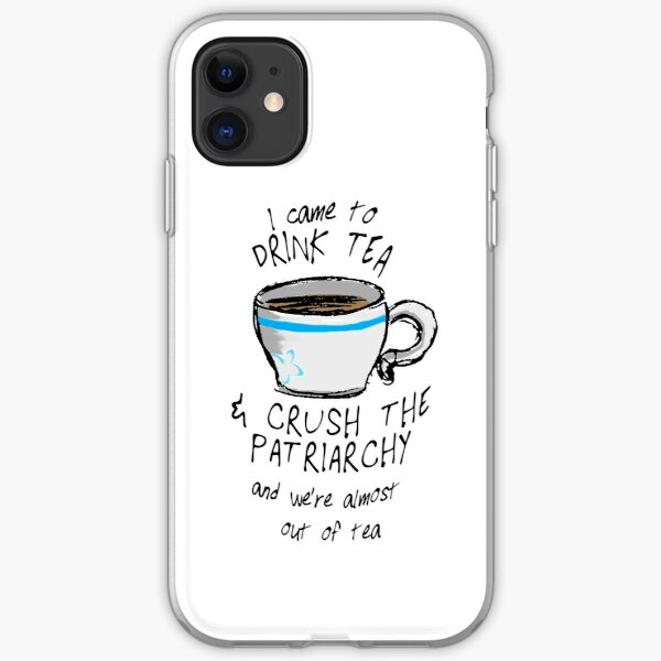 Crush the Patriarchy iPhone Soft Case