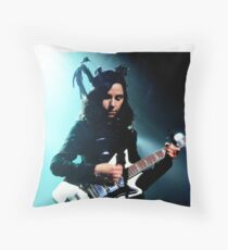 PJ Harvey Throw Pillow