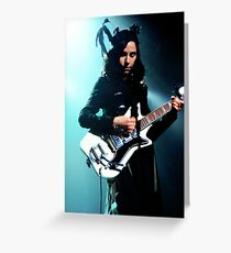 PJ Harvey Greeting Card