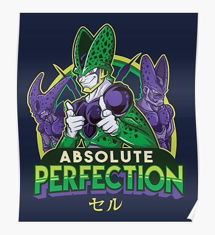Absolute Perfection Poster