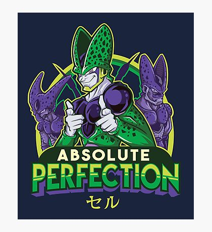 Absolute Perfection Photographic Print