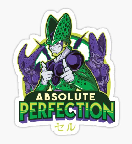 Absolute Perfection Sticker