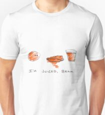 I'm Juiced Brah - Light Colors Unisex T-Shirt