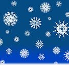 Snowflakes by britishphotos