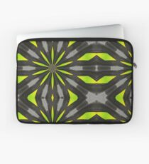Feathers and diamonds Laptop Sleeve