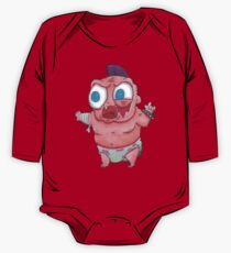 Rock and Roll Baby One Piece - Long Sleeve