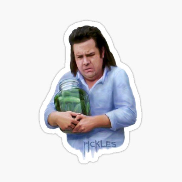 Eugene's Pickles - The Walking Dead  Sticker