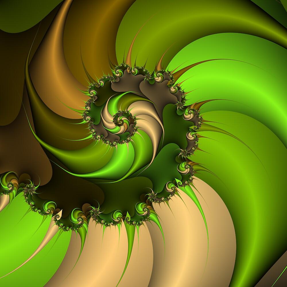 Spiraling thorns by pelmof
