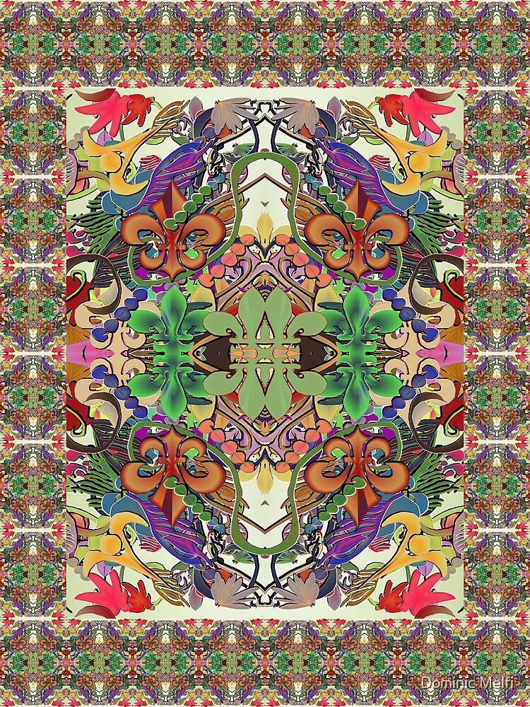 Design Fleur Series II A by Dominic Melfi