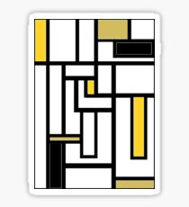 'Modern Vibe 5'  Sticker