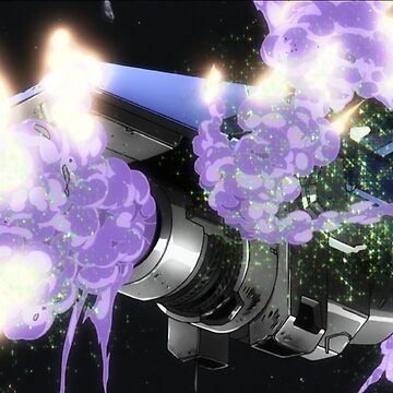 Anime Explosions  by dsm16