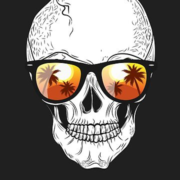 Summer Time.Skull by Fmgt