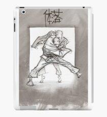 TAI OTOSHI iPad Case/Skin