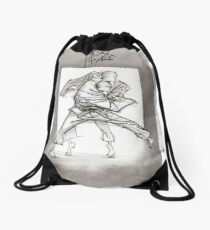 TAI OTOSHI Drawstring Bag