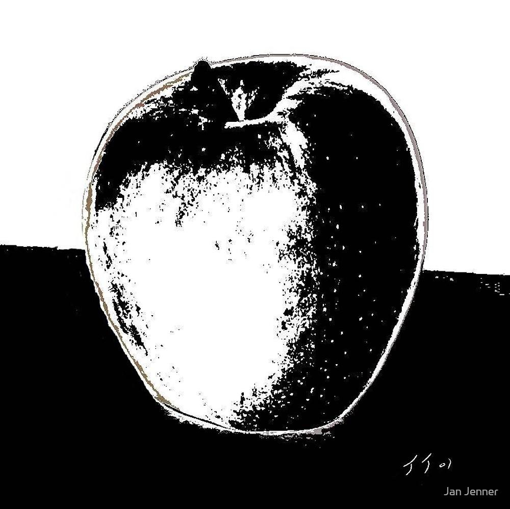 Apple by Jan Jenner