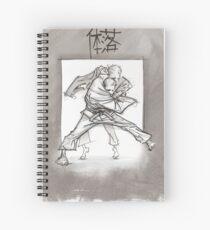 TAI OTOSHI Spiral Notebook