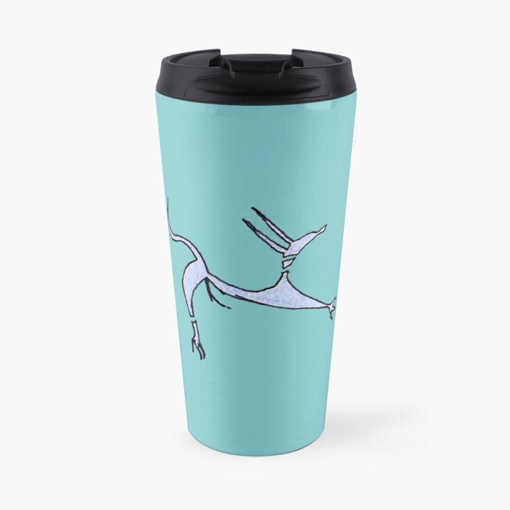Mythical Dog Travel Mug