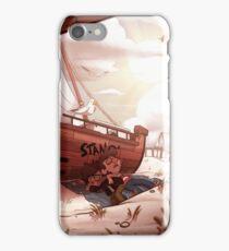 Glass Shard Beach iPhone Case/Skin
