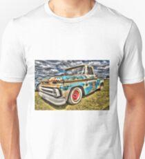 DJ's Surf Shop Chevy. T-Shirt