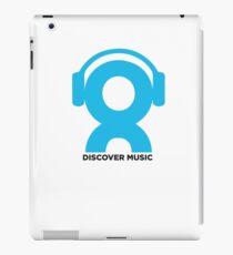 Discover Music Icon iPad Case/Skin