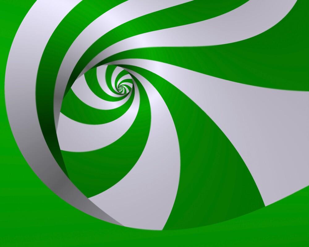 Spearmint twirl by pelmof