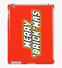 MERRY 'BRICK'MAS iPad Case/Skin
