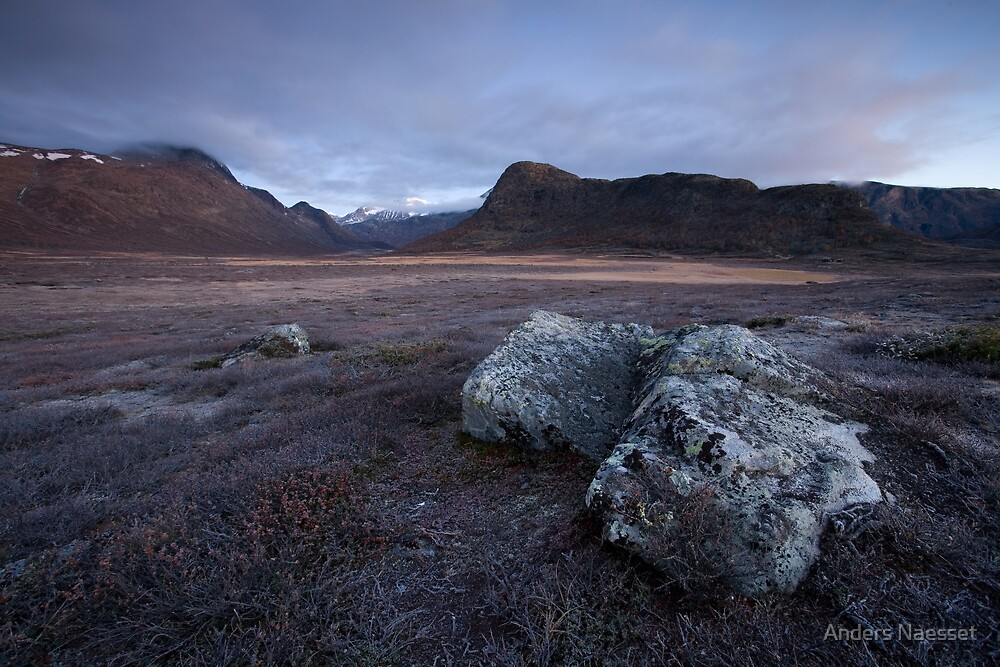 A Cold September Morning by Anders Naesset