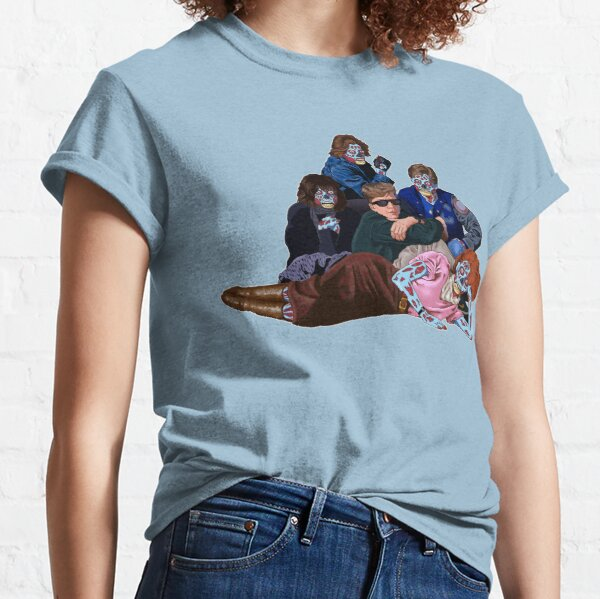 They Live in the Breakfast Club Classic T-Shirt
