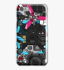FPV Emojis Sticker Style iPhone Case/Skin