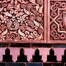 Alhambra detail by Arlene Zapata