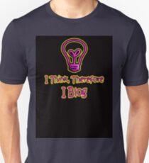 I Blog Unisex T-Shirt