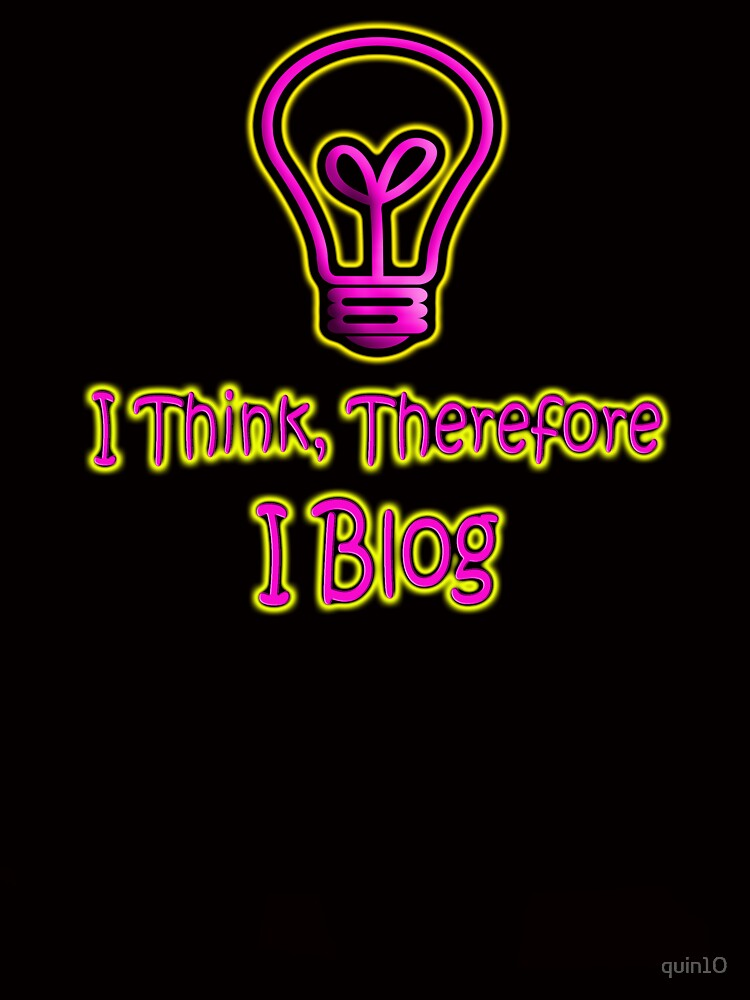 I Blog by quin10