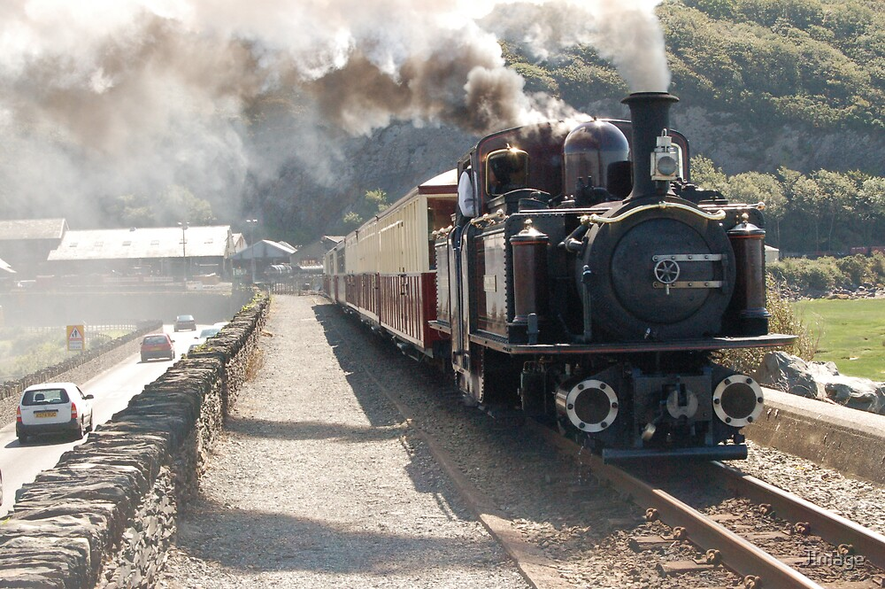 Steam Train 2 by JImage