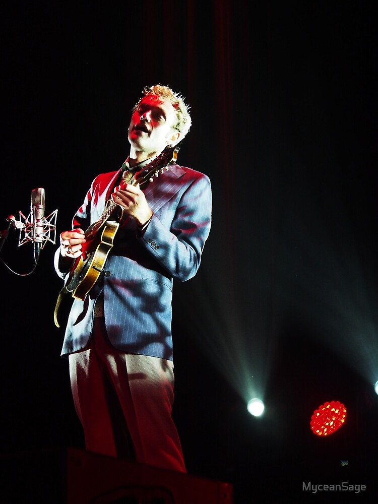 Chris Thile 1 by MyceanSage