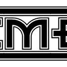 Ice Embers Bumper Sticker by Penny Hetherington