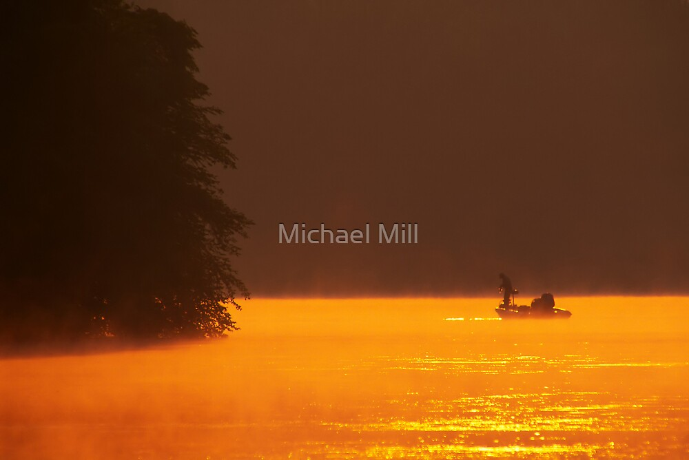 Catch and Release Bass Fishing by Michael Mill